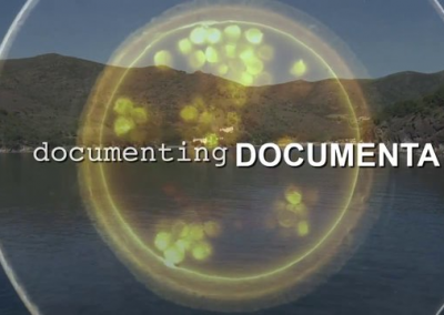 Documenting Documenta - Documental. David Pujol