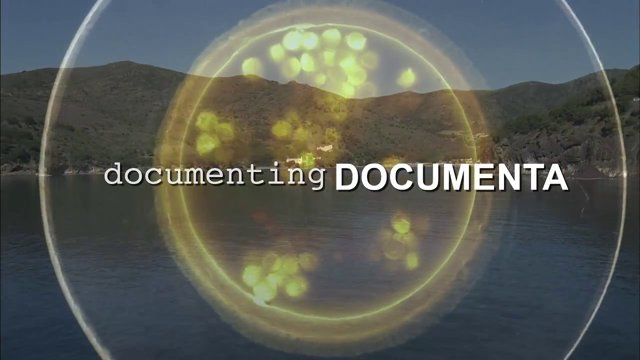 Documenting Documenta –  Documental. David Pujol
